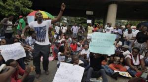 In Abuja, protesters demand instant rescue of abducted girls